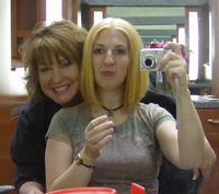 aoife light hair
