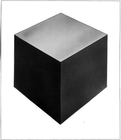 airbrush cube