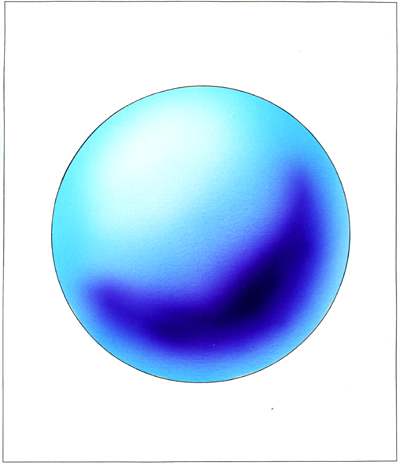 airbrush sphere